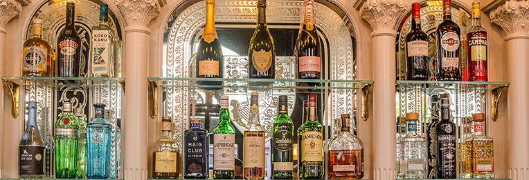 Beers, Wines & Cocktails at the Bar at The Prince Regent